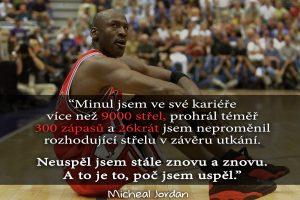 Michael Jordan citat